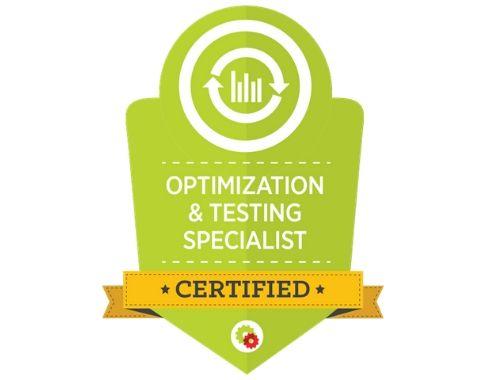 Certified Optimization & Testing Specialist
