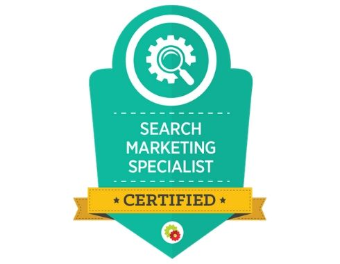 Certified Search Marketing Specialist